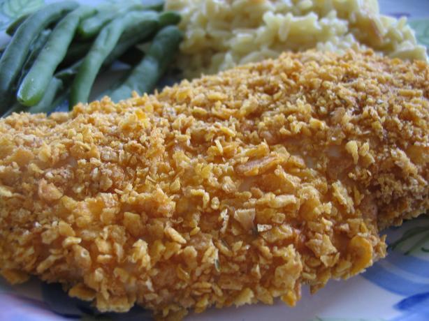 Extra Crispy Baked Chicken