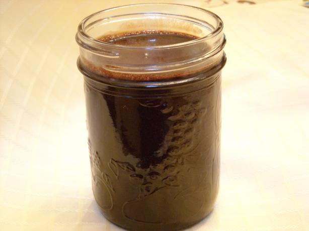 Alton Brown's Cocoa Syrup