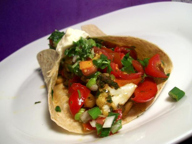 Sizzling Vegetable Fajitas (Tgif Copycat)