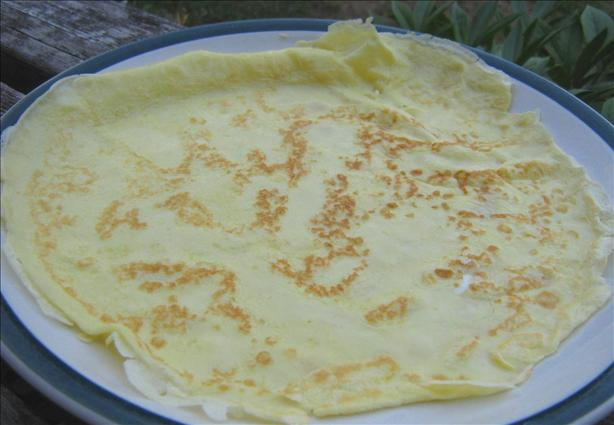 Kate's Basic Crepes