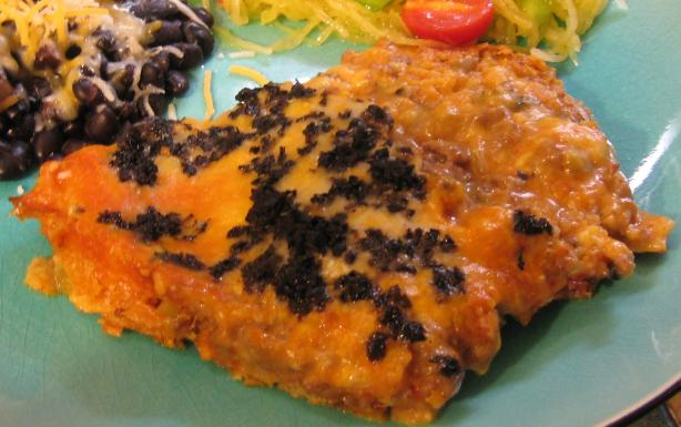 Ralayne's Beef Enchilada Casserole