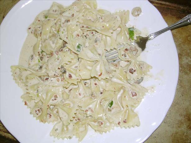 Creamy Pasta with Bacon