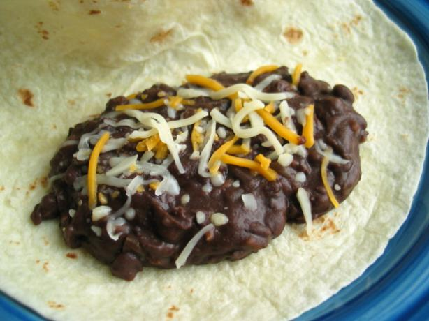 Spicy Bean Burrito Mix