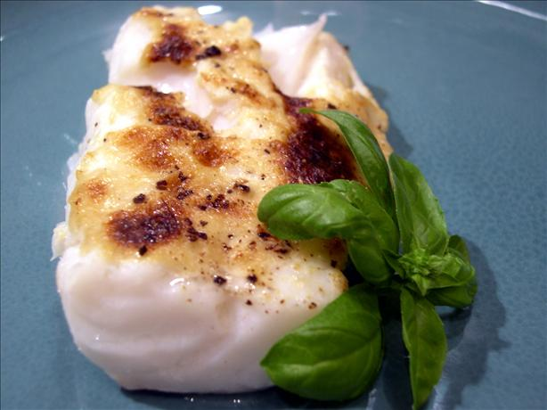 Broiled Haddock Fillets