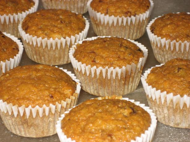 Eggless Vegan Carrot Cake Cupcakes