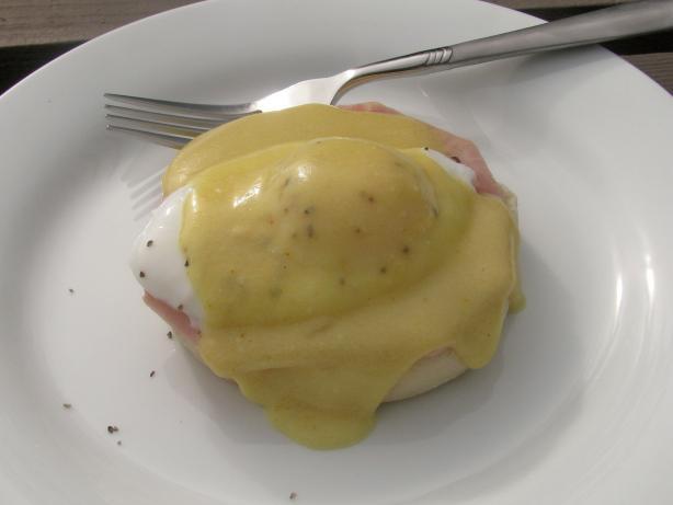Eggs Benedict for 2