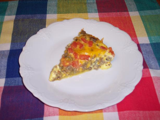 "Breakfast ""Pizza"" (Somersize)"
