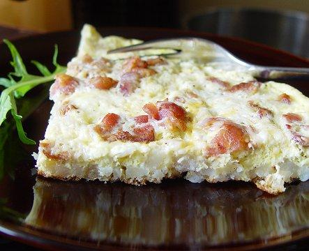 Hash Browns Omelet