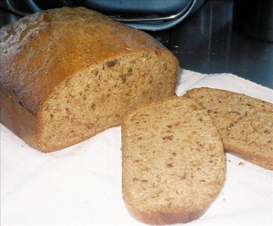 Banana Nut Bread for the Bread Machine