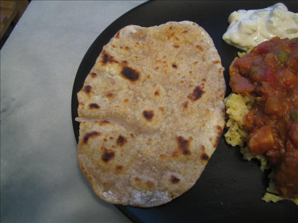 Punjabi Chapati / Chapatis