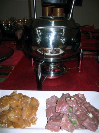 Teriyaki Marinade for Chicken or Beef