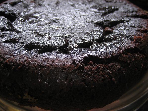 Gluten-Free Butter-Free Chocolate Cake