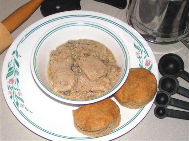 Elswet's Creole Style Chicken & Dumplings