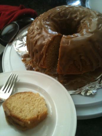 Oh My!! Caramel Cake! Gluten, Dairy - Free!