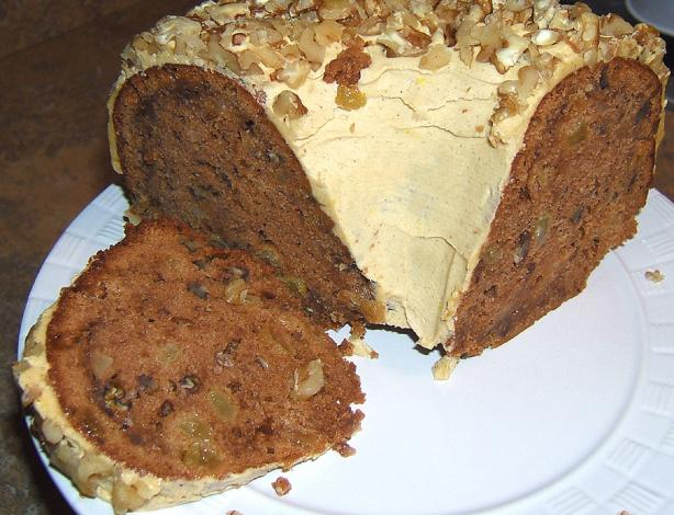 Baked Bean Cake or Muffins