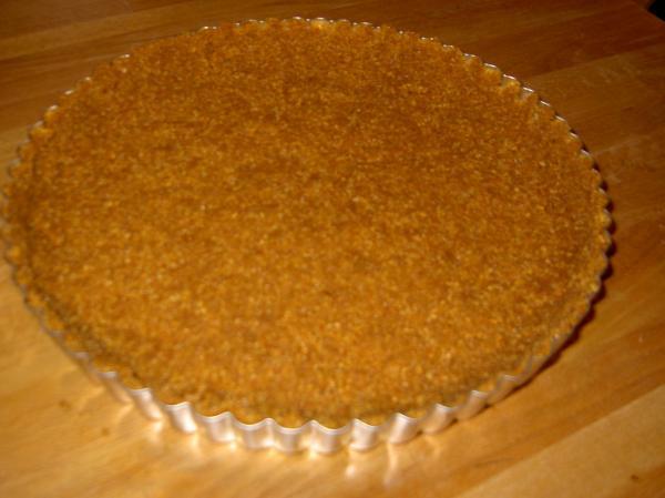 Plain Graham Cracker Crust