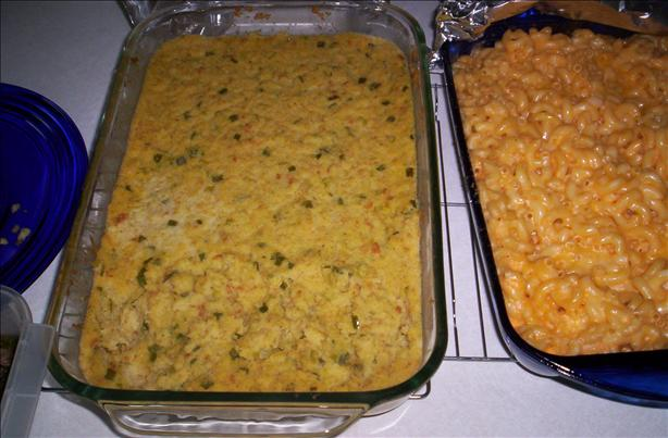 Perfect Cornbread Dressing
