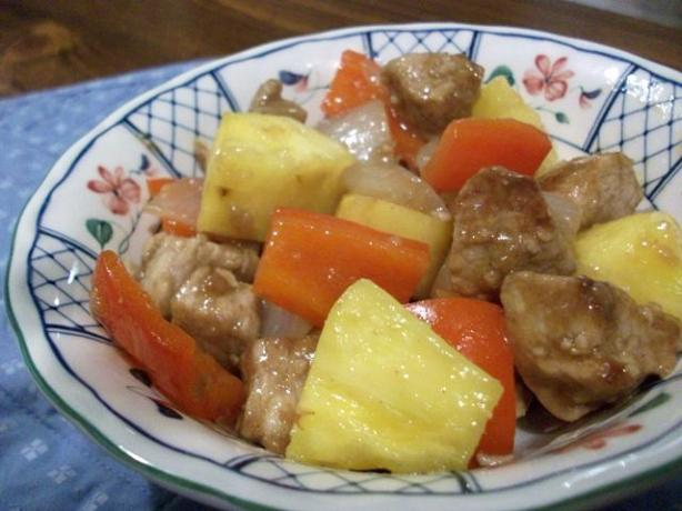 Sweet and Sour Pork/Chicken