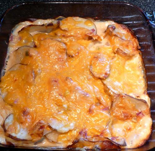 Easy and Delicious Scalloped Potatoes
