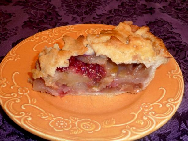 Sweet Autumn Harvest Pie