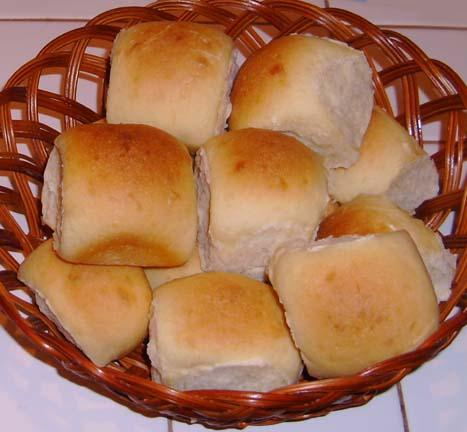 Hawaiian Sweet Rolls (Bread Machine)