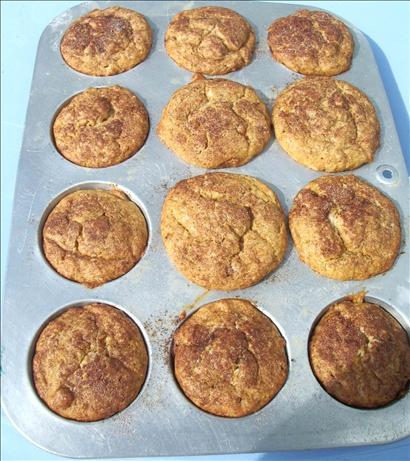 Ginger-Pumpkin Muffins