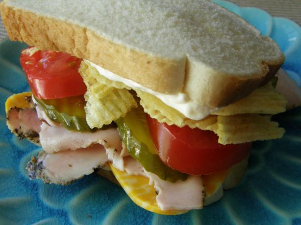 Potato Chip Sandwich