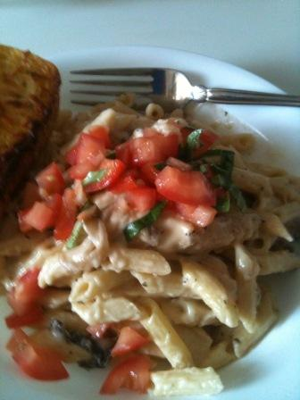 3 Cheese Chicken Penne