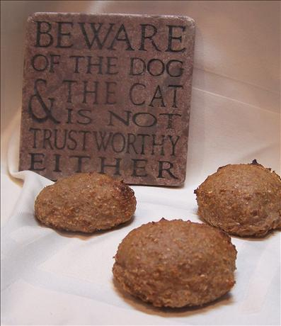 Baby Food Soft Doggie Cookies
