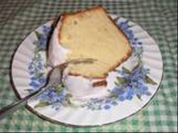 Old Lunenburg Sour Cream Cake