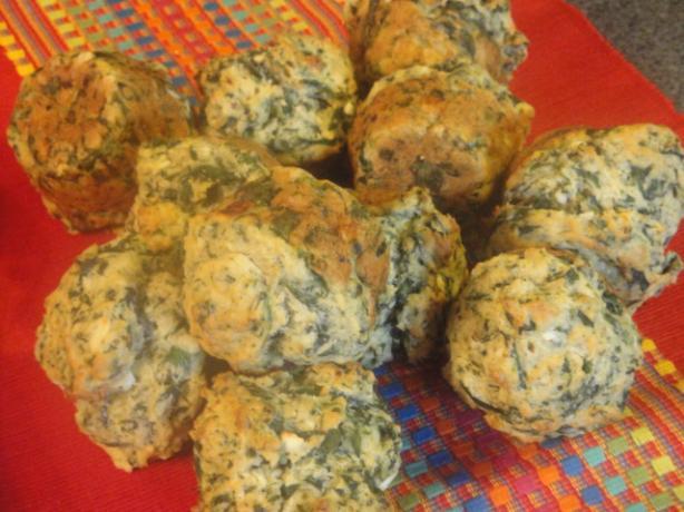 Spanakopita (Spinach Pie) Muffins