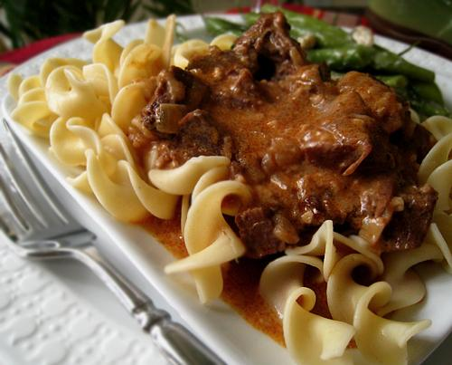 Easy Hungarian Goulash