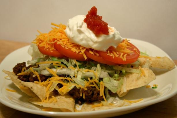 David's Taco Salad
