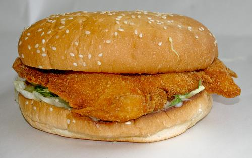 Burger King Bk Big Fish Copycat