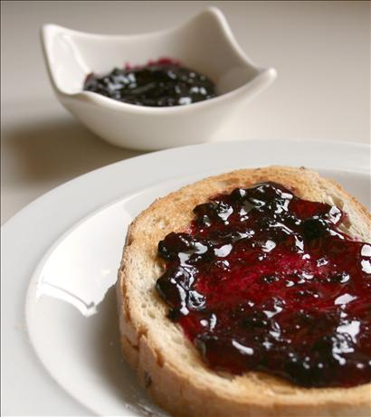Blueberry Honey Jam