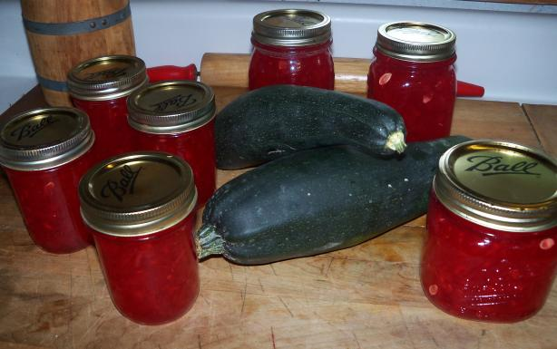6 Easy Steps to Zucchini Jam