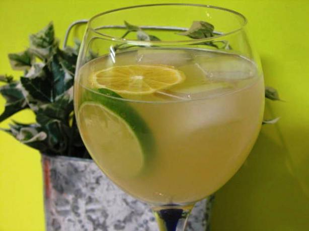 Lemon-Lime Iced Tea