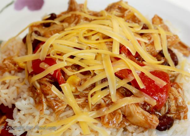 Slow-Cooker Tex-Mex Chicken