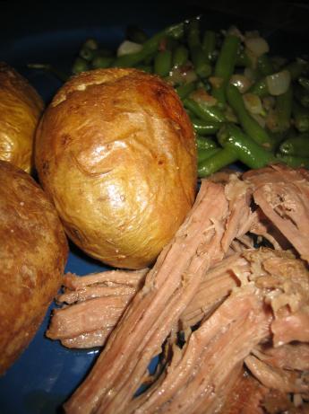 Mom's Roast Beef