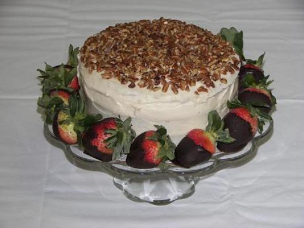 Nana's Red Velvet Cake