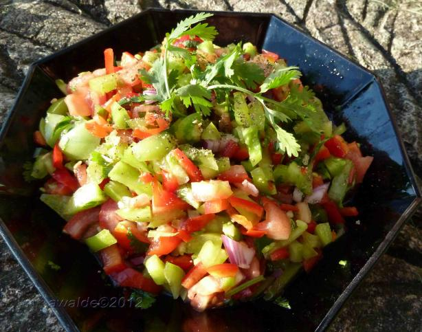 Chunky Tomatillo Salsa