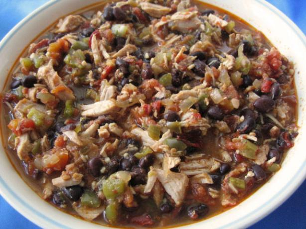 Crock Pot Shredded Pork & Black Bean Tacos