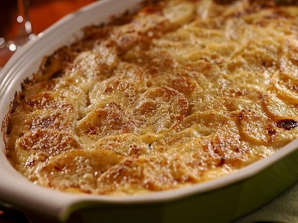 Scalloped Potatoes Au Gratin #5FIX