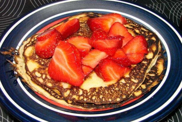 Grandma's Basic Pancakes