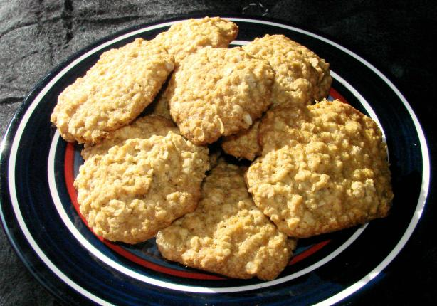 Farm Journal's Oatmeal Coconut Crisp Cookies