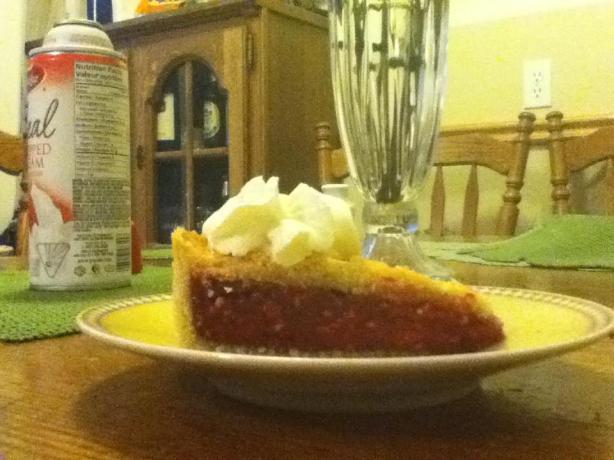 My Mom's Raspberry Pie Filling