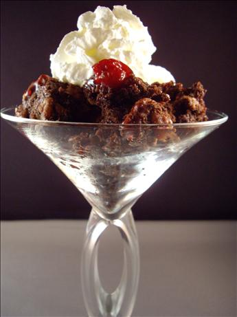 A Different Black Forest Dump Cake