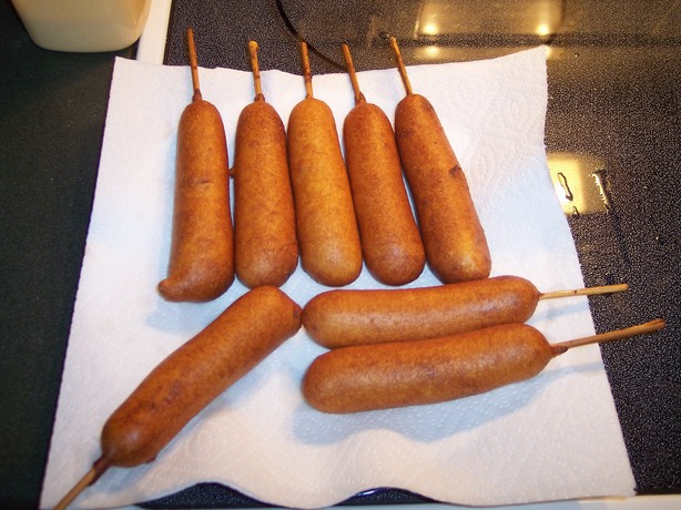 Delicious Corn Dogs