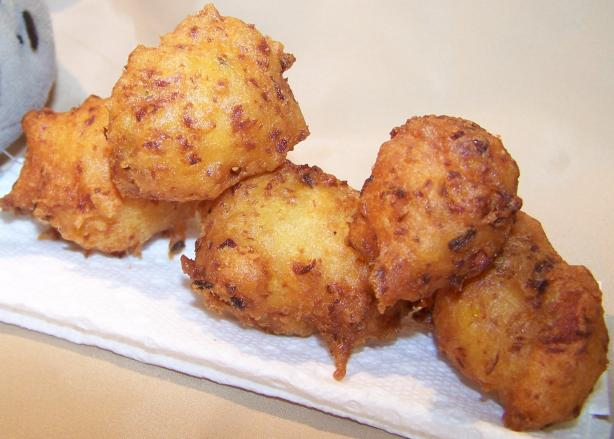 Alligator Hush Puppies