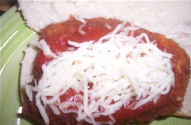 Italian-Style Pork Chop Sandwiches